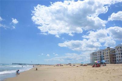 Sandbridge Beach Single Family Home For Sale: 3738 Sandpiper Rd #334B