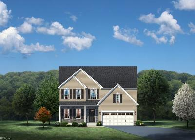 Newport News Single Family Home Under Contract: 577 Colony Rd