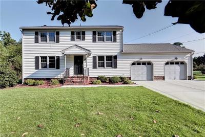 York County Single Family Home For Sale: 213 Jernigan Ln