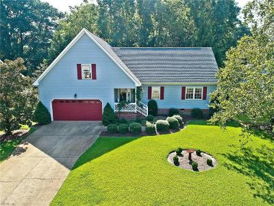 Newport News Single Family Home For Sale: 104 River Birch Ct