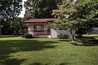 York County Single Family Home For Sale: 200 Oriana Rd