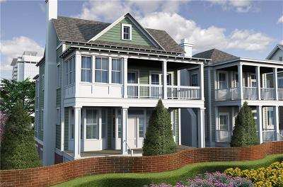 Chesapeake, Hampton, Norfolk, Portsmouth, Suffolk, Virginia Beach Single Family Home Under Contract: 4128 Fitzgerald Way