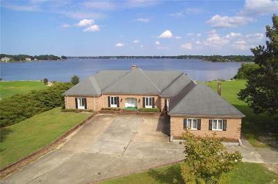 Portsmouth Single Family Home For Sale: 418 Pennington Blvd