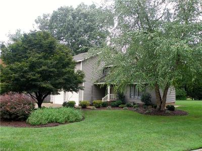 York County Single Family Home For Sale: 103 Chuckatuck Turn
