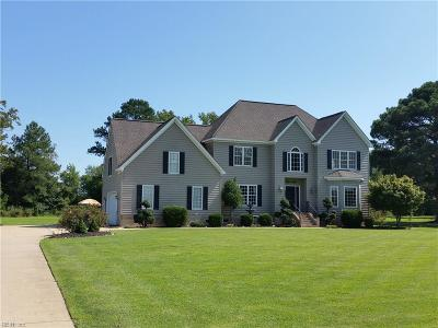 Poquoson Single Family Home For Sale: 32 Forrest Dr