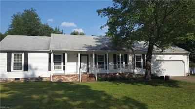 York County Single Family Home For Sale: 101 Chadds Cir