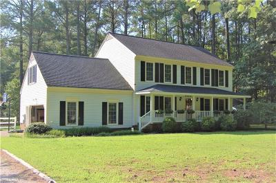 York County Single Family Home For Sale: 221 Pageland Dr