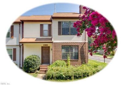 Williamsburg Single Family Home Under Contract: 285 Merrimac Trl #45