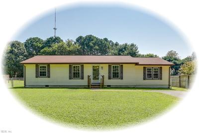 Hayes Single Family Home For Sale: 2665 Pigeon Hill Rd Rd