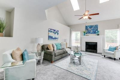 Newport News Single Family Home For Sale: 201 White Stone Ct