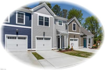 Poquoson Single Family Home For Sale: 12 Village Park Ln