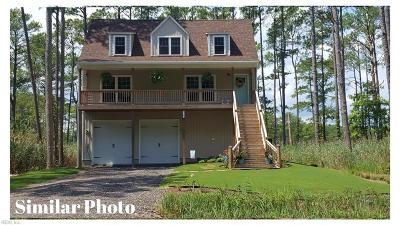 Poquoson Single Family Home For Sale: 0 N Lawson Rd
