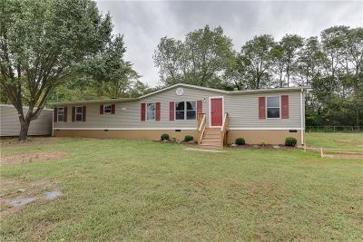 Hayes Single Family Home For Sale: 2279 Foster Myer Ln