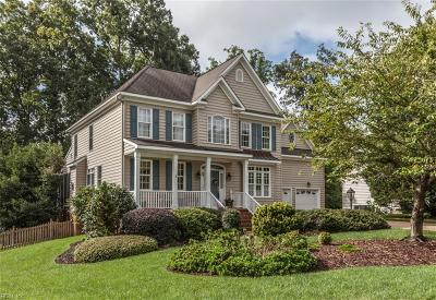 Newport News Single Family Home For Sale: 96 Pointers Gln