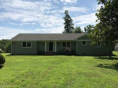 York County Single Family Home For Sale: 181 W Queens Dr