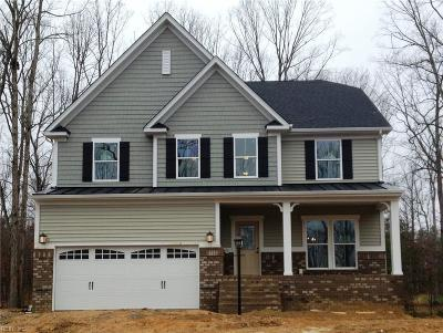 Newport News Single Family Home Under Contract: 227 Mayberry Ct
