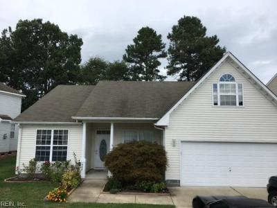 Newport News Single Family Home For Sale: 935 Foxboro Dr