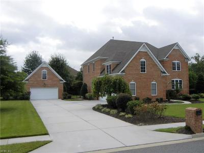 Chesapeake Single Family Home For Sale: 508 Thistley Ln