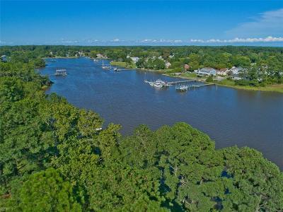 Hampton Single Family Home For Sale: 224 Creekview Ln