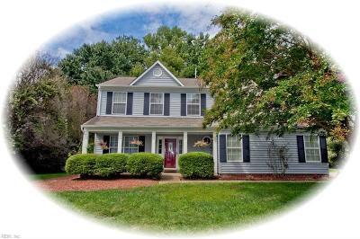 York County VA Single Family Home New Listing: $355,000