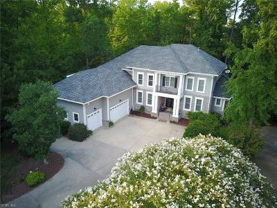 Isle of Wight County Single Family Home For Sale: 20599 Southport Landing Lndg