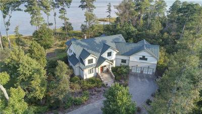 Suffolk, York County Single Family Home For Sale: 812 Ship Point Rd