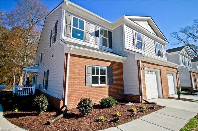 Poquoson Single Family Home Under Contract: 11 Franklin Ln