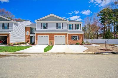 Poquoson Single Family Home For Sale: 3 Franklin Ln