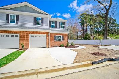 Poquoson Single Family Home For Sale: 9 Franklin Ln