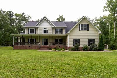 York County Single Family Home For Sale: 142 Lewis Dr
