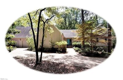 Williamsburg Single Family Home For Sale: 153 Indian Springs Rd