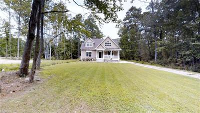 York County Single Family Home For Sale: 3121 Seaford Rd