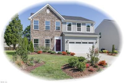 Newport News Single Family Home New Listing: 213 Mayberry Court