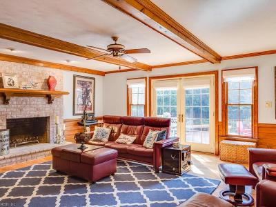 Norfolk Single Family Home Under Contract: 5313 Studeley Ave