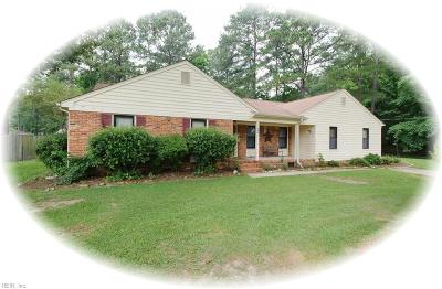 York County Single Family Home For Sale: 200 Mastin Ave