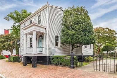 Portsmouth Single Family Home For Sale: 211 North St