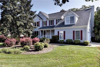 York County VA Single Family Home New Listing: $377,000
