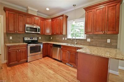 York County VA Single Family Home New Listing: $384,900