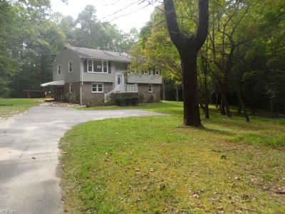 York County VA Single Family Home New Listing: $253,000
