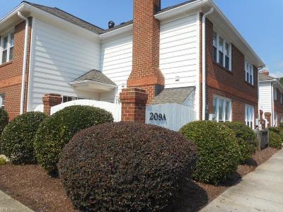 York County VA Single Family Home New Listing: $148,475