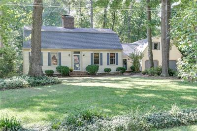 York County VA Single Family Home New Listing: $359,900