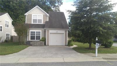 York County Single Family Home New Listing: 100 Kevin Ct