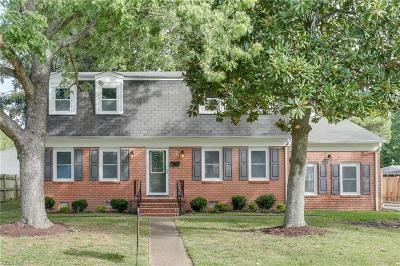 Hampton Single Family Home New Listing: 37 Albany Dr