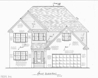 Hampton Single Family Home New Listing: 3 Harmony Ct