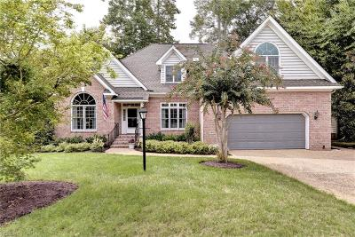 Williamsburg Single Family Home New Listing: 426 Alderwood Dr