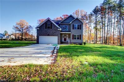 Newport News Single Family Home New Listing: 730 Old Fort Eustis Blvd