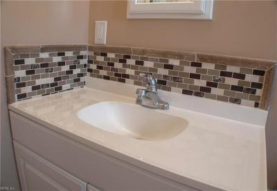 Newport News Single Family Home New Listing: 405 Maryle Ct
