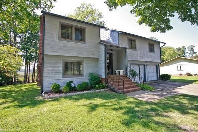 Newport News Single Family Home New Listing: 68 Silverwood Dr