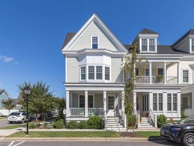Norfolk Single Family Home Under Contract: 4466 Pleasant Ave