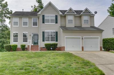 Newport News Single Family Home New Listing: 204 Woodburne Ln
